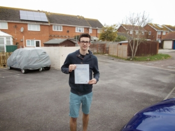 Jack passed with 5 minor faults...