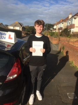 Andy made learning to drive a thoroughly enjoyable experience. Every lesson was well structured and he was very clear with his teaching. On top of all of this Andy was very friendly and funny, which created a great atmosphere in which to learn....