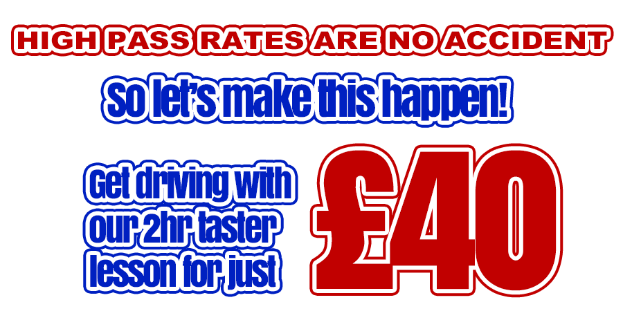 Make it happen in Weymouth, 2 hour taster lesson for £40!